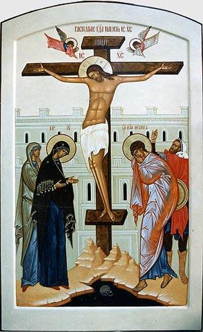 Неділя 3-я Великого посту: Хрестопоклонна