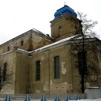 Свято-Миколаївський чоловічий монастир в місті Дубно